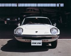 Mazda Cosmo Sport (1967 debut)