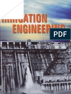 Irrigation Engineering Book By Sk Garg Pdf