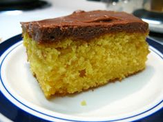 """I Believe I Can Fry: Easiest, Best Cakes Ever (aka, How """"Semi-Homemade SHOULD be Done)"""