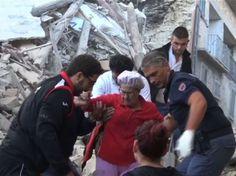 """Protezione civile : """"vittime accertate sono 73"""""""