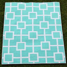 "Beautiful ""Latice Love"" quilt12 Kirsty Bonjour of You Had Me at Bonjour."