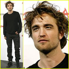 I don't think anyone could consider him any more sexy than I do. Except for in Twilight. In Remember Me & Water for Elephants? God yes <3