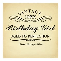 447 best funny birthday party invitations images on pinterest vintage wine funny birthday 525x525 invitation stopboris Gallery