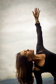 open heart #yoga