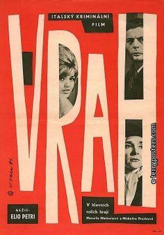 Vaca, Karel ,Czechoslovakian film poster