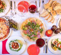 Giorgio Restaurant, Manchester — Home