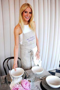 Гвинет Пэлтроу выпускает новую кулинарную книгу для занятых матерей | Красота Инфо