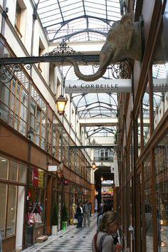Passage du Grand-Cerf - Paris II
