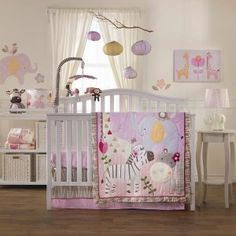 Burlington Baby Girl Crib Bedding
