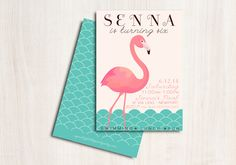 Popular items for flamingo party on Etsy