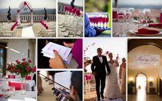 Wedding Theme: Fuchsia inspiration