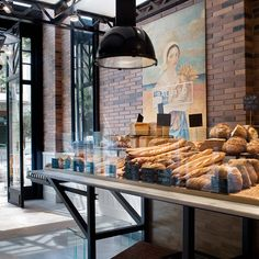 Hotel Praktik Bakery: Hotel-bakery in the heart of Barcelona's Eixample area - because who doesn't love waking up to the smell of freshly baked bread!?