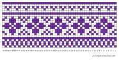 Kanervat terän kaavio Knitting Charts, Knitting Patterns, Knit Stockings, Crochet Blocks, Cross Stitch Animals, Knitting Designs, Fair Isles, Bookmarks, Tapestry