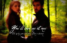 I'm not for Hook and Emma but this is a cool image.