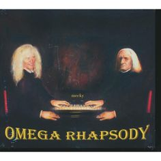 CD Omega - Omega Rhapsody, Edel Records, 2010   Elpéčko - Predaj vinylových LP platní, hudobných CD a Blu-ray filmov Omega, Late Night Show, Tower Of Babel, Cant Stop Thinking, Overture, World 1, House Of Cards, Broken Chain, Tower Records