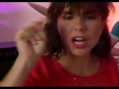 Scandal - Goodbyt To You; the early 80s video is a bit silly but Patty Smyth has an AMAZING voice