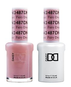 DND Gel  Matching Polish Set 487 Fairy Dream * You can get additional details at the image link.