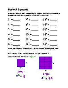 Worksheets Squares And Cubes Worksheet squares and cubes worksheet bloggakuten pinterest the worlds catalog of ideas