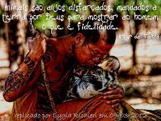 9 de março de 2012 Animais são anjos disfarçados, mandados à terra por Deus para mostrar ao homem o que é fidelidade. ~ Arthur da Távola P A T C H W O R K *d a s* I D E I A S
