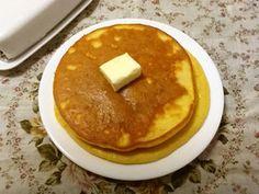 糖質制限!大豆粉パンケーキ