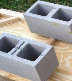 Hohlblocksteine lassen sich vielseitig verwenden