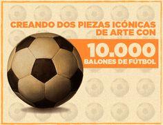 Futbol por un cambio social. #MasQueUnBalon