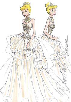 Cinderela by Versace