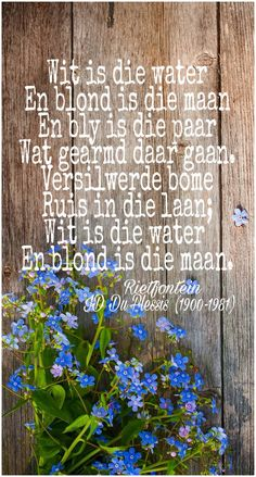 Diy Crafts For Gifts, Afrikaans, Poetry, Ink, Words, Journal, India Ink, Poetry Books, Poem