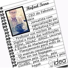 Currículo - Trocando Ideias I - O marketing e a humanização das marcas