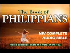Philippians Chapter 1 - NIV Complete Audio Bible