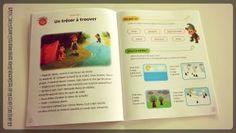 Livres activités enfants - Au pays des praraons - Le trésor de la forêt - Editions Nathan