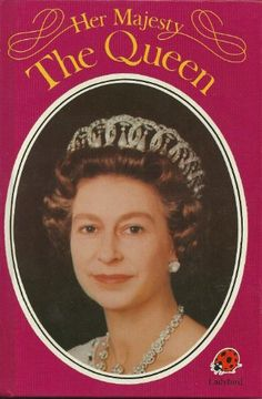 Her Majesty the Queen (Famous People, Series 816): Amazon.co.uk: Ian A. Morrison: Books