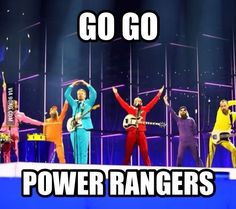 Eurovision Rangers.
