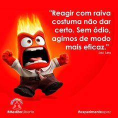 Se a raiva vier, apenas observe-a, sem alimentá-la.  Porque quanto mais se alimenta um sentimento, mais ele cresce. Também não fuja dela. Não sai correndo, querendo se esconder. Aprenda a Observar. Simplesmente o-b-s-e-r-v-a-r...  Quer aprender como fazer isso?  Me chama pelo WhatsApp 22.99817.1363, Rogério Peixoto  #MeditarLiberta #experimenteapaz