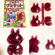 "#KUMITATEGUMIKITTO Estas gomitas son increíblemente deliciosas son golosinas DIY ya que armas un personaje ""Yo-Kai Watch"" ""Shibanyan"" y ""USA Pyon"". Atención el papel protector es comestible! http://ift.tt/1VPNF0E These are incredibly delicious jelly beans candy DIY types since you can build personaje of ""Yo-Kai Watch"" ""Shibanyan"" and ""USA Pyon"". Attention the paper is edible! #cajanoviembre #novemberbox #boxfromjapan #golosinasjapon #yokaiwatch #yokai"