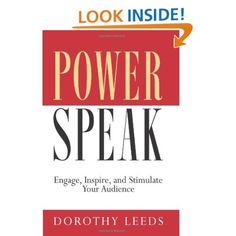 Power Speak by Dorothy Leeds