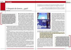 """Artículo sobre el caso """"Gowex"""" de nuestros socios Álvaro Écija y Carlos Sáiz en Iuris & Lex,revista jurídica del Economista."""