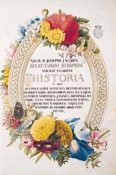 Selectarum Stirpium Americanarum Historia