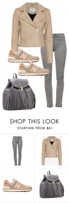 """""""17 Again"""" by laurelbeauty on Polyvore featuring J Brand, IRO, New Balance, women's clothing, women's fashion, women, female, woman, misses and juniors"""