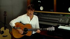 "Paul Baloche demonstrates how to play ""How Great Is The Love"" from the CD ""Glorious"". Includes on-screen chord diagrams. Meredith Andrews, Play Guitar Chords, Worship Leader, Playing Guitar, Two By Two, The Incredibles, Songs, Love, Amor"
