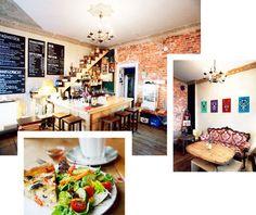 Café Myxa - Lenaustrasse 22 - Neukölln
