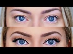 1 eye more hooded than the other? Try this technique! - YouTube