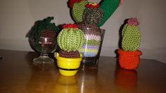Cactus amigurumi in cotone