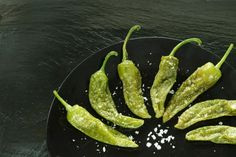Exquisitos pimientos verdes de Gernika con el sello de calidad certificada Eusko Label, de Barrenetxe, en hermeneus.es