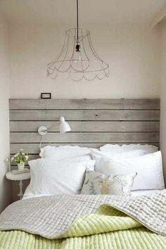 DIY Vintage Kopfteil Für Ihr Bett AuBergewohnlich Mediterranes Microvelours  Bett Mit Praktischem Stauraum Und Komfortablem Kopfteil.