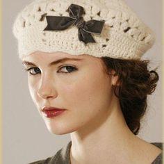 TIĞ İŞİ ÖRGÜ ŞAPKA NASIL YAPILIR VİDEOLU TÜRKÇE | Nazarca.com Crochet Beret, Crochet Crafts, Winter Hats, Weaving, Beanie, Knitting, Accessories, Women, Fashion