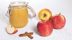 Le Parfait Dessert Recipe : Apple Sauce with cinnamon Desserts Rafraîchissants, Parfait Desserts, Dessert Recipes, Cinnamon Recipes, Apple Recipes, Fresh Lemon Juice, Homemade, Snacks, Cooking