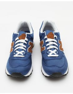 New Balance 574 In Blue