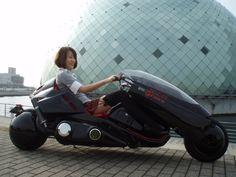 "Custom bike shop ""Quick"" M2Z-01"