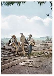 Nag on the Lake: Civil War photographs in full color bring ...
